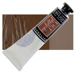 Ακρυλικό Sennelier Extra Fine - 202 Burnt Umber - 60ml