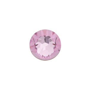Swarovski 2058 GlueFix XILION Light Amethyst SS12 Ø3x1mm ~72τεμ
