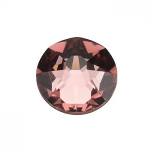 Swarovski 2088 GlueFix XIRIUS Blush Rose SS34 Ø7.1x3mm ~12τεμ