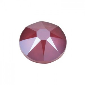 Swarovski 2088 GlueFix XIRIUS Crystal Dark Red SS30 Ø6.4x3mm ~12τεμ