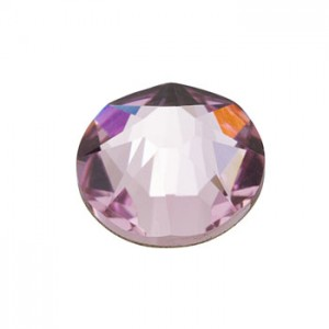 Swarovski 2088 GlueFix XIRIUS Light Amethyst SS30 Ø6.4x3mm ~12τεμ