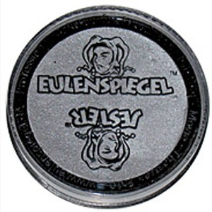 Χρώμα Μακιγιάζ Facepaint Bodypaint Eulenspiegel Profi - Pearlised Platinum- 30gr/20ml