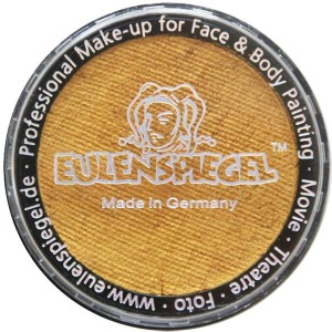 Χρώμα Μακιγιάζ Facepaint Bodypaint Eulenspiegel Profi - Pearlised Gold - 30gr/20ml