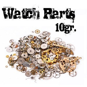 SteamPunk WATCH PARTS 10gr.