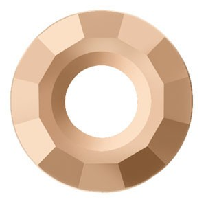 Swarovski 5139 Ring Rose Gold 12.5mm - 1τεμ