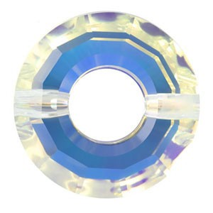 Swarovski 5139 Ring Crystal AB 12.5mm - 1τεμ