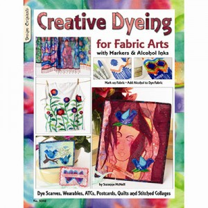 Βιβλίο Creative Dyeing for Fabric Arts