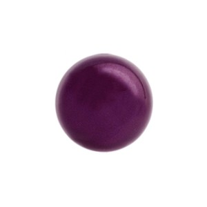 Swarovski 5810 (784) Round Blackberry Pearl Ø3mm - 50τεμ