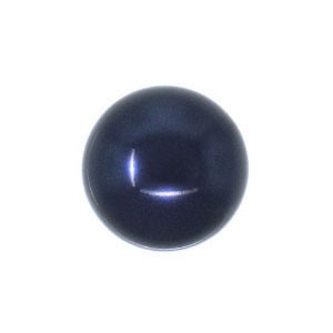 Swarovski 5810 (818) Round Night Blue Pearl Ø8mm - 25τεμ