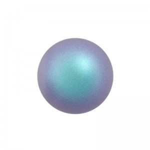 Swarovski 5810 (948) Round Iridescent Light Blue Pearl Ø10mm - 10τεμ