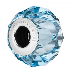 Swarovski 5948 BeCharmed Briolette Aquamarine 14x10mm - 1τεμ