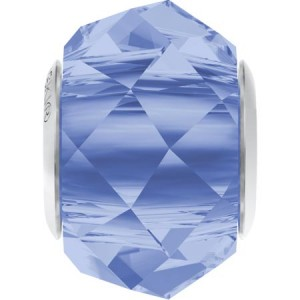 Swarovski 5948 BeCharmed Briolette Light Sapphire 14x10mm - 1τεμ