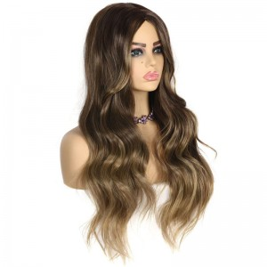 Cosplay Περούκα - Extra Μακριά Σπαστά - Balayage Brown Ombre 73.6cm