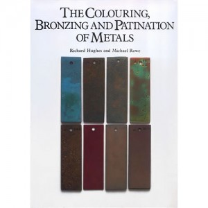 Βιβλίο The Colouring, Bronzing and Patination of Metals