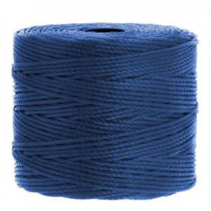 Νήμα Superlon Ø0.5mm - Blue - 70m