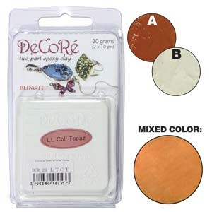 Πηλός Decore Clay - Light Colorado Topaz - 20gr
