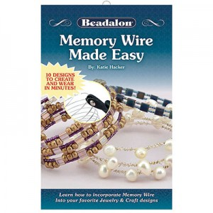 Εγχειρίδιο με Οδηγίες Memory Wire Made Easy Booklet, By Katie Hacker