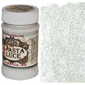 Stamperia Πάστα Luce - Pearly Glitter - 100ml