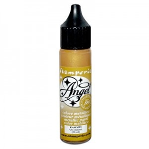 Stamperia Liner Angel Metallic - Stellar Gold - 20ml