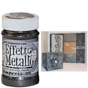 Stamperia Πάστα Metal Effect - 100ml