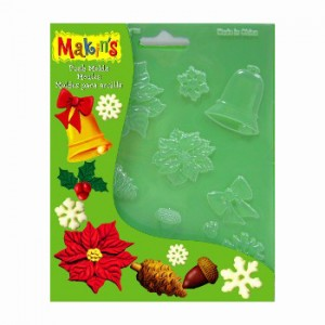 Καλούπι Push Mold 39008 - Christmas Nature
