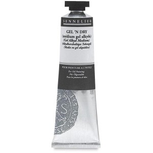 Sennelier Gel n Dry Alkyd Medium - 40ml