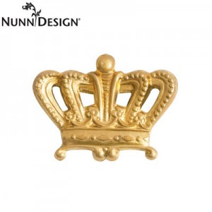Εξάρτημα Nunn Design - Large Crown - 22.7mm - Brass - 2τεμ