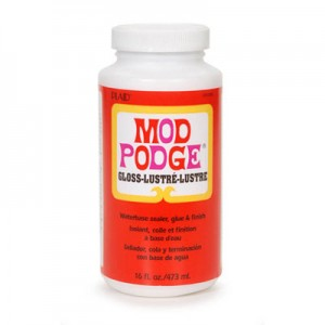 Κόλλα Decoupage Mod Podge® Gloss - 473ml