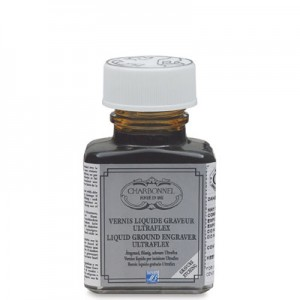 Charbonnel Vernis Liquid Ground Engraver Ultraflex - 75ml