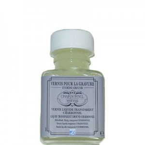 Charbonnel Vernis Liquid Transparent Ground - 75ml