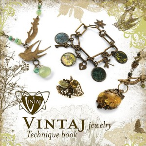 Vintaj Jewelry Technique Book