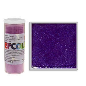 Σμάλτο Μετάλλου Efcolor 150ºC - Metallic Violet - 10ml