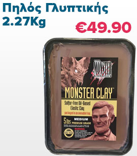 Πηλός Monster Clay
